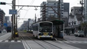 阪堺電車妙国寺前駅