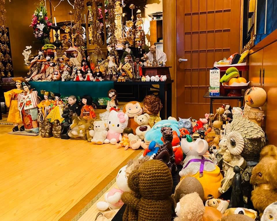 泰然寺 人形供養